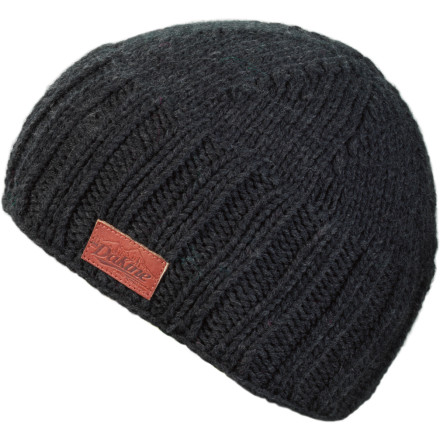 Snowboard Pop on the Dakine Half Track Beanie, throw on your headphones, and add a soundtrack to your winter walk to the village. This Dakine beanie has an inner fleece band and thick acrylic knitting to keep you extra cozy when you try break dancing in three feet of snow. - $14.97