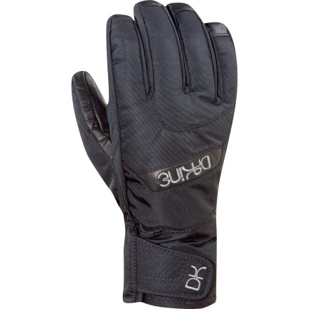 Surf The DAKINE Tahoe Short Glove delivers solid warmth and waterproofing without emptying your spring-break trip fund. High-loft synthetic insulation protects your hands from chilly weather, while a soft tricot lining feels good as soon as you slip 'em on. - $23.97