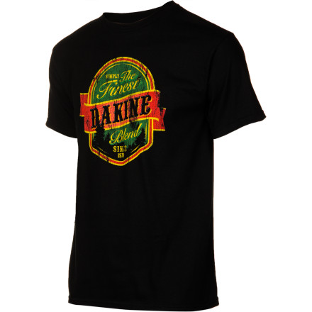 Surf DAKINE Finest Blend T-Shirt - Short-Sleeve - Men's - $12.97