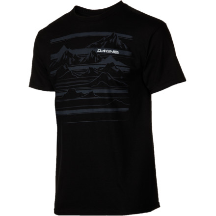 Surf DAKINE Mountain Stripe T-Shirt - Short-Sleeve - Men's - $10.97