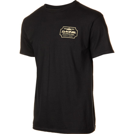Surf DAKINE Trademark T-Shirt - Short-Sleeve - Men's - $9.98