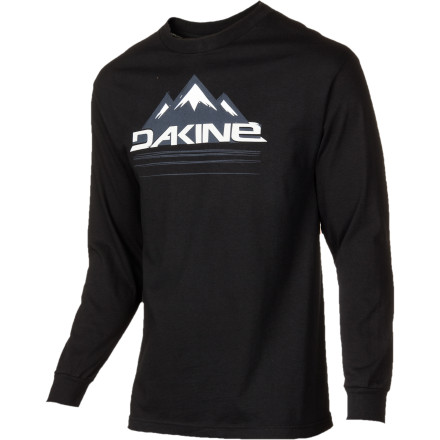 Surf DAKINE Peak T-Shirt - Long-Sleeve - Men's - $12.62