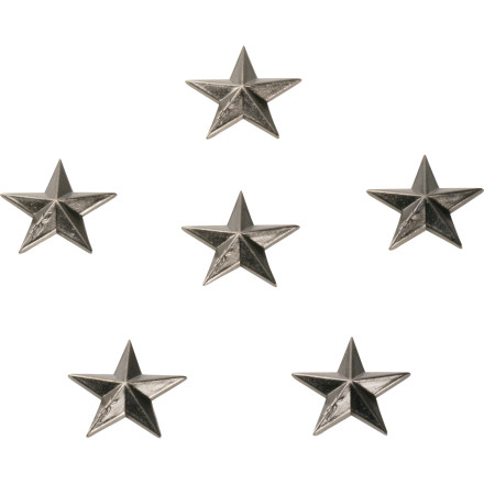 Snowboard The DAKINE Star Studs Stomp Pad keeps you from eating snow when your dismount is less than graceful. - $5.97