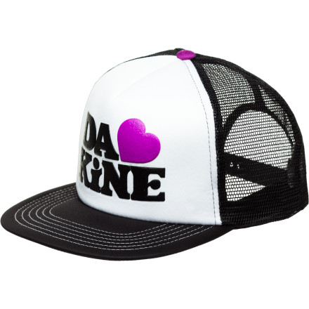 Surf DAKINE Lovely Trucker Hat - Women's - $7.46
