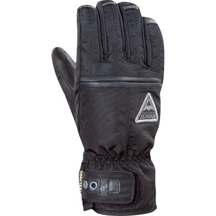 Snowboard Thanks to a guaranteed-waterproof Gore-Tex insert, toasty synthetic insulation, and and a slim, stylish design, the DAKINE Vista Glove offers some serious bang for your buck. - $35.97