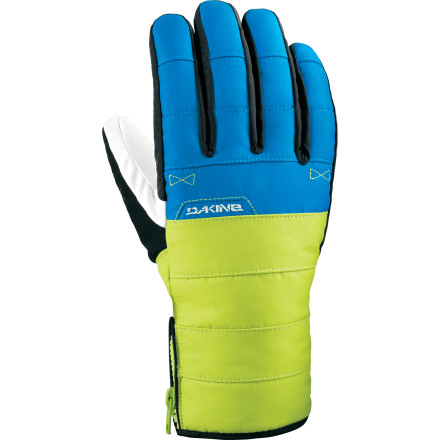 Snowboard If you're the type of budget-conscious shredder who packs your own sandwich instead of paying for gold-plated burgers in the lodge, you'll appreciate the value-packed DAKINE Omega Glove. - $29.96