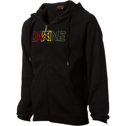 Surf DAKINE Drop Out Full-Zip Hoodie - Men's - $35.97