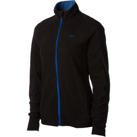 Surf The Dakine Riley Fleece Jacket fits perfectly with your outerwear that's looking for a wicking-warm-weatherproof combo to boost its effectiveness. Cold-weather step number one: apply a heavyweight baselayer. Done. - $41.22