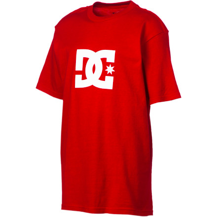 Motorsports The DC Boys' Star T-Shirt will be the first shirt you wear after your mom does your laundry. - $13.60