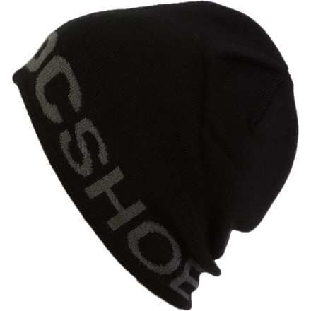 The DC Bromont Beanie knows a few things about life, and one of the things it knows is that when you've got bro money, you've got bro problems. Just let that one sink in for a minute, toss on this toasty warm acrylic beanie, and head outside to take a dip in your pool filled with thousand dollar bills. - $14.00