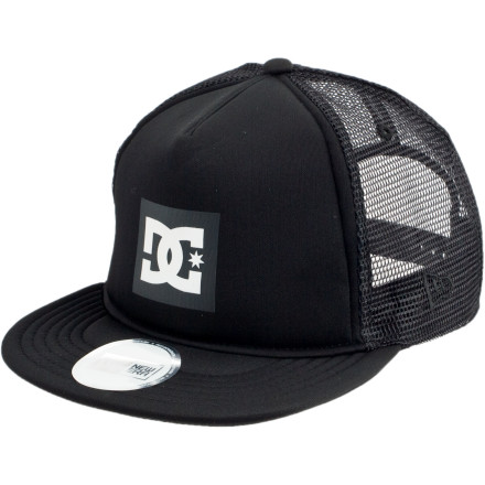 Step 1: Spin around in a circle 10 times really fast. Step 2: Say 'DC Trunker Trucker Hat' 10 times in a row. Step 3: Fall over, amuse nearby people, become popular. Step 4: Profit - $14.00