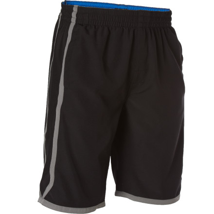 When you wear the DC Half Court Shorts, you're a shoo-in to win the next dunk contest down at the playground. (Those 8-foot rims at the elementary school sure do make you feel like a badass, don't they) - $24.75