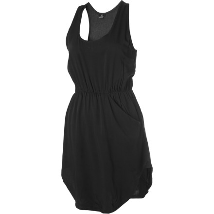 Entertainment Take the city by storm after dark or just stroll around town on mellow summer days with the versatile DC Central Dress. Presenting a stunning style and a semi-loose fit, the Central Dress keeps you comfortable without forgoing a little extra pizazzwhatever your course of action is. - $25.20