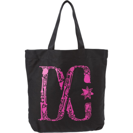 Get a handle on your gear with the DC Randle Beach Tote. - $12.00