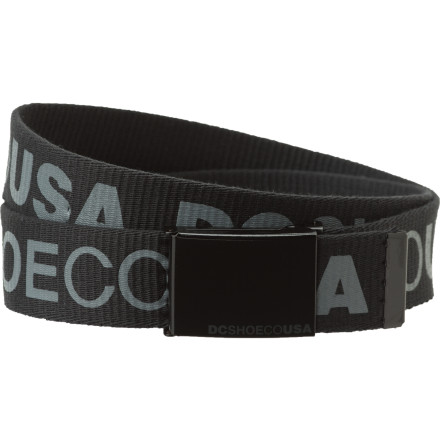 Motorsports DC Chinook Belt - Boys' - $9.00