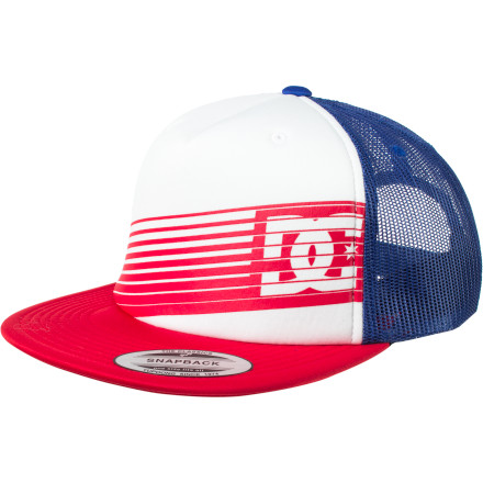 DC Tear Trucker Hat - $11.00