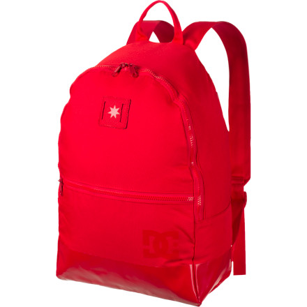 Camp and Hike What the DC Knackpack Backpack lacks in flashy features, it makes up for in understated style. - $35.00