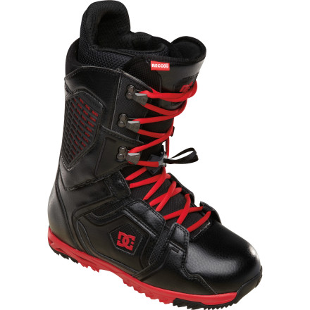 Snowboard DC designed the Ceptor Snowboard Boot to do absolutely everything. The Ceptor's stiff flex can be manipulated with its innovative lacing system to make it a true all-mountain boot. - $150.00