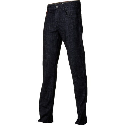 Skateboard Even if you can't quite skate like he does, at least you can wear what Rob wears when you pull on the DC Men's Rob Dyrdek Geo Denim Pant. - $34.20