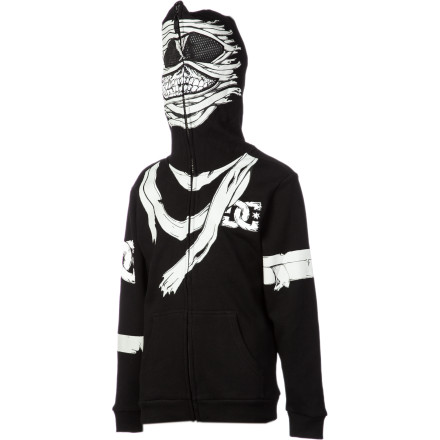 Motorsports DC Wrapped Up Full-Zip Hoodie - Boys' - $35.70
