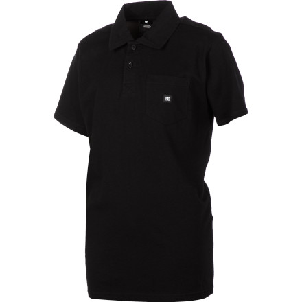 Motorsports DC Chomper Polo Shirt - Short-Sleeve - Boys' - $15.60