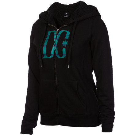 DC Jasper Full-Zip Sweatshirt - Women's - $49.50