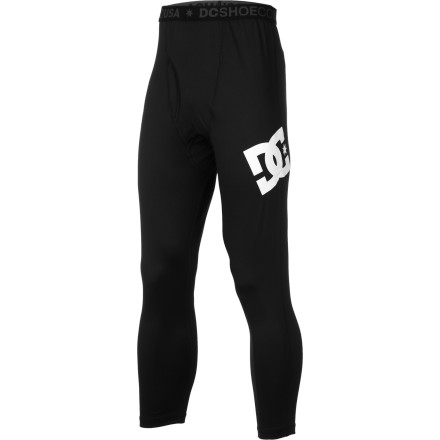 There's a party in your pants and everyone is invitedeven the wet and cold weather. Fortunately, you have the DC Katsumotto Bottom, whose quick-drying and moisture-wicking properties act as a bouncer to stop the chills at the door. - $41.97