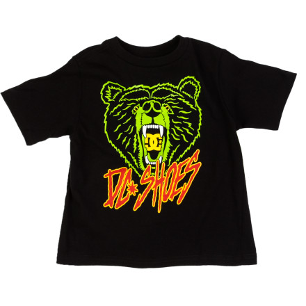 Motorsports DC Bear Star T-Shirt - Short-Sleeve - Little Boys' - $10.50