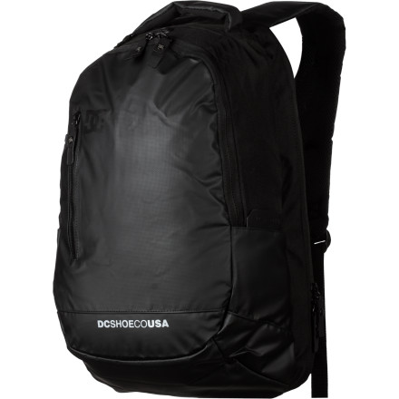 Camp and Hike The DC Heckteck Backpack is your new best friend for trips around the block or around the globe. - $80.00