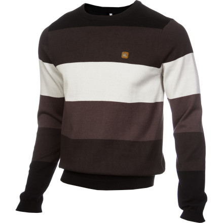Named after the man formerly known as Robert, the DC Bob Sweater's comfort knows no bounds, just as its style knows no time constraints. Robert would definitely approve. - $29.70