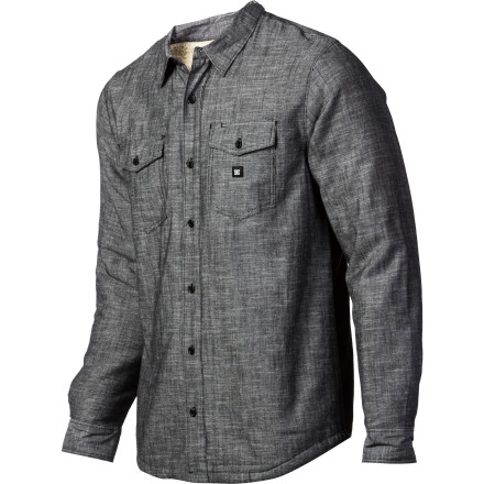 DC Camino Shirt - Long-Sleeve - Men's - $48.65