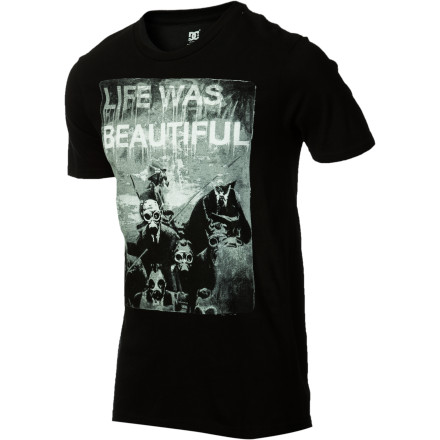 DC Life Was Slim T-Shirt - Short-Sleeve - Men's - $14.00