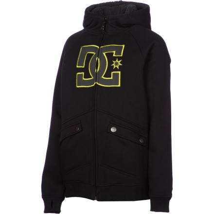 Entertainment DC Maxmillions Sherpa Tech Hoodie - Boys' - $41.25