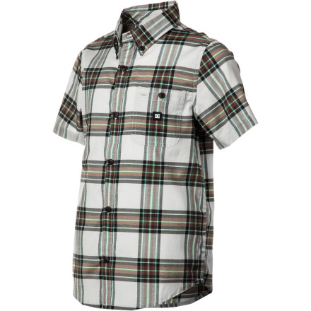 Motorsports DC Grego Shirt - Short-Sleeve - Boys' - $11.10
