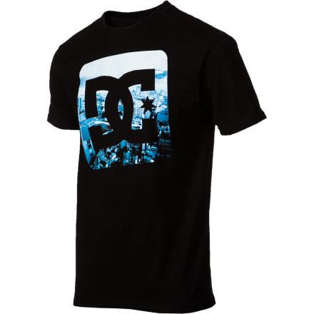 DC City Fill T-Shirt - Short-Sleeve - Men's - $15.40