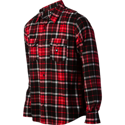 DC Espinoza Flannel Shirt - Long-Sleeve - Men's - $38.50