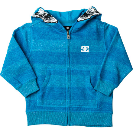 Motorsports DC Rebeled Full-Zip Hoodie - Little Boys' - $36.00