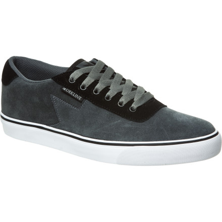 Skateboard Developed by Matt Bennett, the Dekline Scout Skate Shoe features a slim vulcanized construction, with just enough padding to give your Achilles and insteap a little extra protection. - $29.48