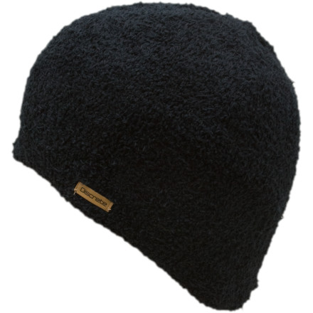 Hide those frostbitten ears with the Discrete Women's Jenuine Beanie. Hopefully you've learned your lesson and won't venture out into the bitter cold without this comfy beanie on your head. - $44.95