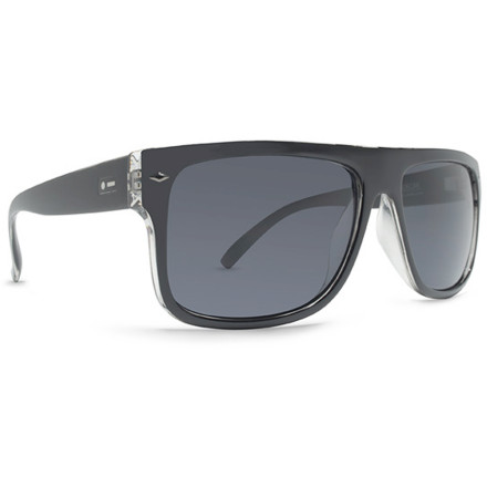 Entertainment Built with a laid-back look for town, country, and everything in between, the Dot Dash Sidecar is the perfect chaser to your personal style. Shatter-resistant lenses, a lightweight frame, and steel hinges make the Sidecar the sidekick that's tough enough to be your bodyguard. - $24.71