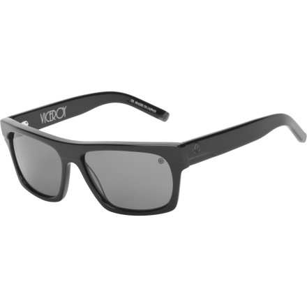 Entertainment The Dragon Viceroy Sunglasses offer the same killer style as their non-polarized brethren, with the addition of glare-blocking power ideal for use near water, on snow, or in extra-bright conditions. - $169.95