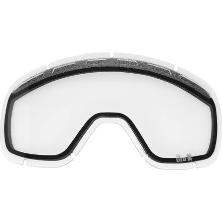Ski Keep your mini-shredders happy by having the proper lens on their goggles so they're not blinded by the light on sunny days or left in the dark when it's overcast. The Dragon Lil D Kids' Replacement Lens has options for all conditions so your kid can see clearly anytime. - $11.97