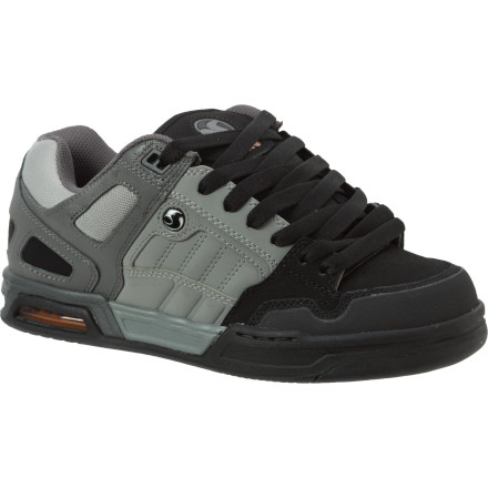 Skateboard Nobody's bionic, but rocking the DVS Throttle Skate Shoe is the next best thing for action heroes and envelope-pushers who demand performance footwear. With superior comfort, durability, and style on its side, the Throttle isn't looking to let up anytime soon. - $52.77