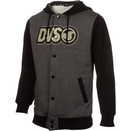 What gibbs The DVS Gibbs Full-Zip Hoodie, that's what! - $41.97