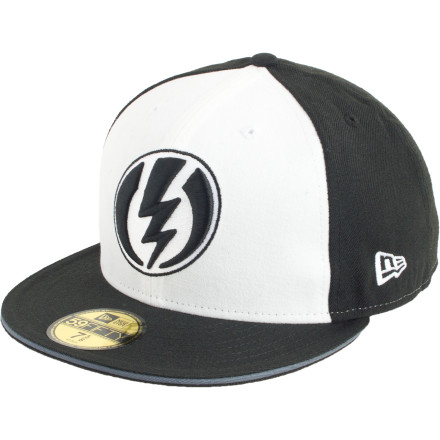 Throw the Electric NBE Hat on your head. Wear it with a straight brim and leave the sticker on for maximum steeze points with your bros. The 100% wool will be soft and comfortable against your matted hair, and because the wool is naturally odor-resistant, not showering isnt an issue any more. - $16.98