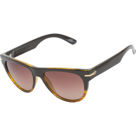 Entertainment With clean, classic lines and high-quality Italian craftsmanship, the Electric Arcolux Sunglasses make you virtually immune to passing eyewear trends. - $99.95