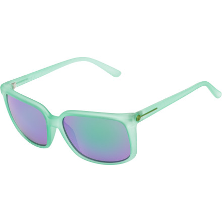 Entertainment The Electric Venice Sunglasses takes a classic shape and adds a dash of oversized awesomeness with feminine contours. - $109.95