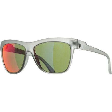 Entertainment The Electric Caffeine Sunglasses are no substitute for a nice, hot cup of caffeinated goodness after a big night out. But they'll at least keep you from looking all squinty-eyed on the way to the coffee shop. - $109.95