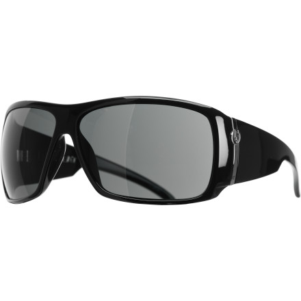 Entertainment March to your own beat with the Electric Big Beat Sunglasses. The Big Beat provides big coverage with oversize lenses and a wrap-around design. The Big Beat's arms start wide at the temples for peripheral coverage and taper down for a fit so comfortably, you'll forget you were wearing them. - $99.95