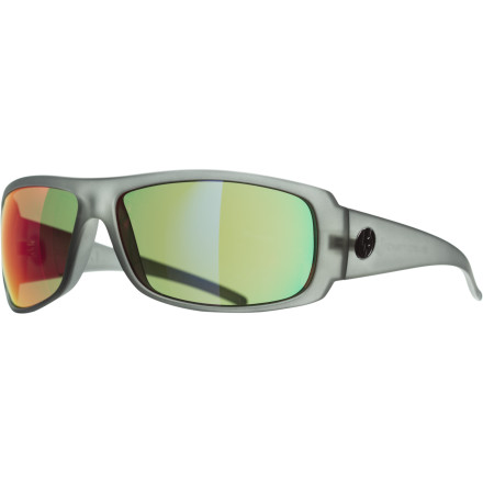 Entertainment The Electric Charge XL Sunglasses could be called the next chapter of the story of the popular Charge; but actually, this oversize wrap-around frame is ready to scrawl its own book of adventure and misadventures alikewith your eyes as the main character, naturally. - $99.95